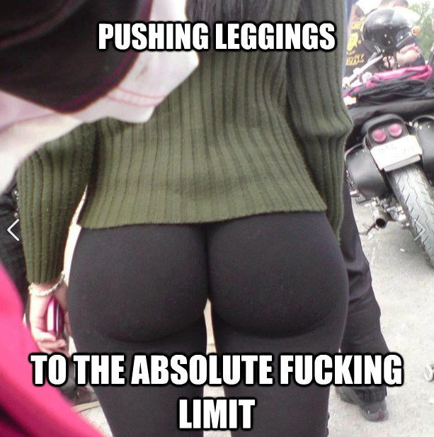Pushing Leggings